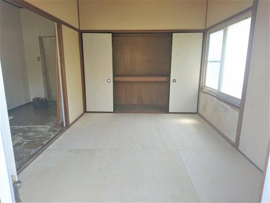 岐阜県大垣市 アパートの激安リフォーム