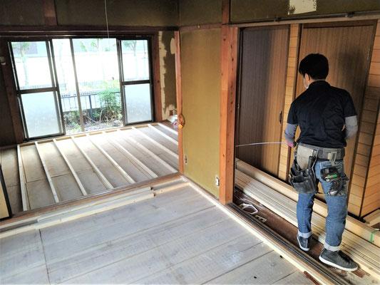 岐阜県岐阜市、空き家の激安リフォーム