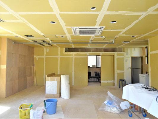 イクメンリフォームによる、愛知県一宮市の放課後デイサービスの激安リフォーム改装工事