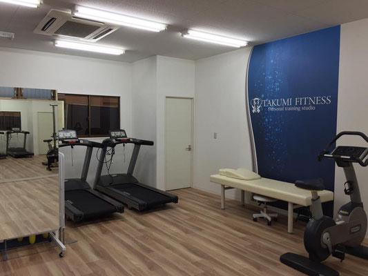 愛知県長久手市 フィットネスの新店舗工事