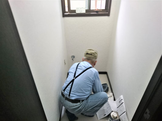 岐阜県岐阜市 トイレの激安リフォーム