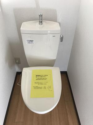 和式トイレを洋式にリフォ-ム 岐阜