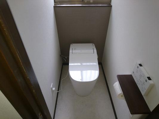 岐阜県関市 激安トイレのリフォーム