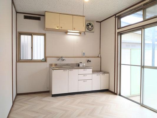 イクメンフォームによる、岐阜県可児市の空き家の激安リフォーム