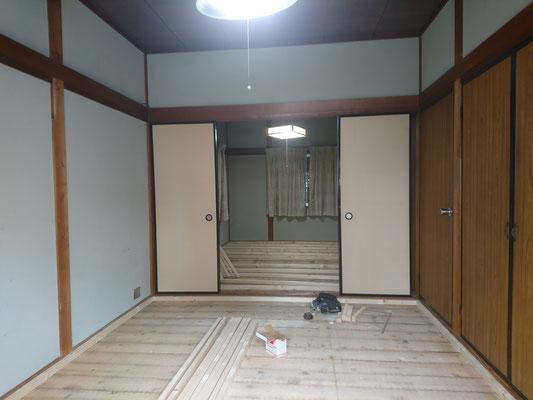 岐阜県羽島市 激安空き家リフォーム