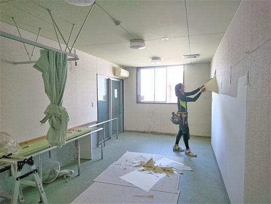 岐阜県岐阜市 介護老人施設の激安リフォーム