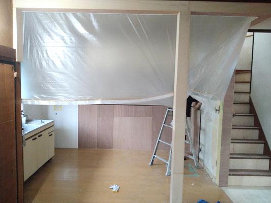 イクメンリフォームによる愛知県名古屋市中古住宅の激安リフォーム