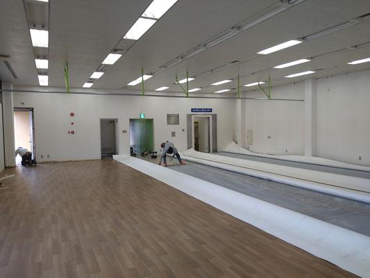 イクメンリフォームによる岐阜市の放課後等デイサービスの新規開業の店舗工事