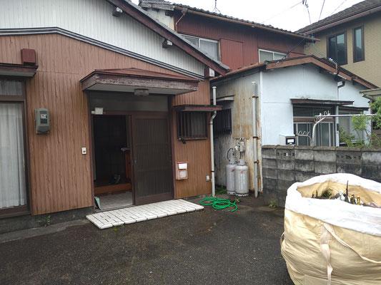 イクメニrフォームによる岐阜県大垣市の空き家の激安リフォーム