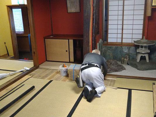 イクメンリフォームによる愛知県小牧市のリフォーム工事中!