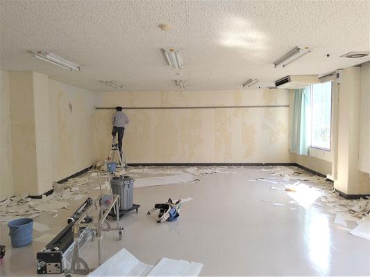 イクメンリフォームによる名古屋大学リフォーム工事