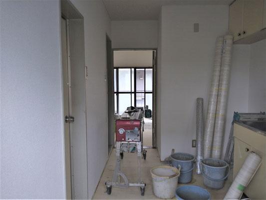 イクメンリフォームによる岐阜県安八郡神戸町のアパートの激安リフォーム
