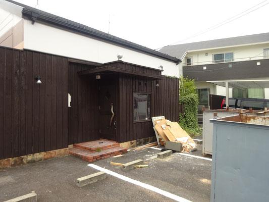 イクメンリフォームの愛知県一宮市の店舗の激安内装工事