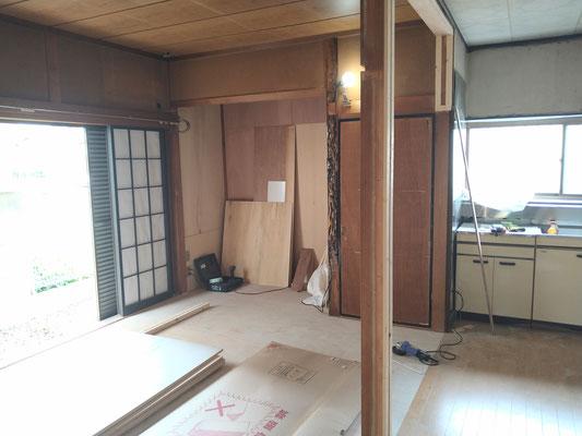 愛知県名古屋市東区の中古住宅の激安リフォーム