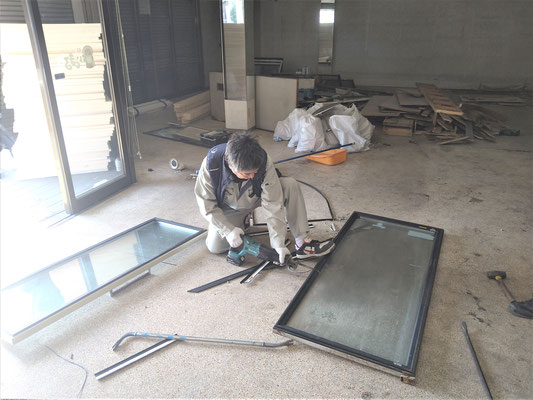イクメンリフォームによる放課後等デイサービスの新規開業の店舗工事