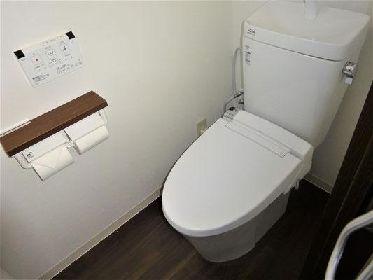 イクメンリフォームによる、岐阜県各務原市のトイレの激安リフォーム