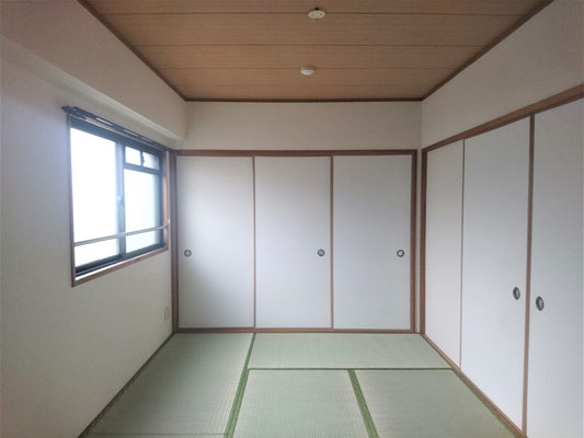愛知県春日井市 マンションの激安クロス張替え