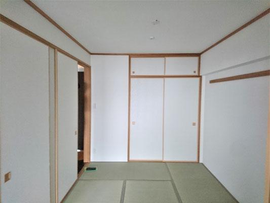 愛知県名古屋市 激安壁紙張替え
