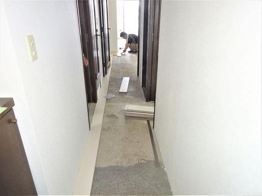 イクメンリフォームによる、岐阜県各務原市の分譲マンションの激安リフォーム
