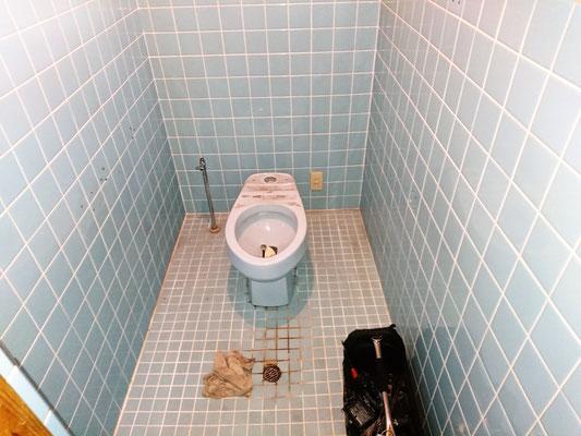 岐阜市 トイレのリフォ-ム