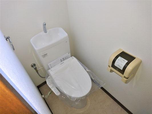岐阜県可児市 激安トイレのリフォーム