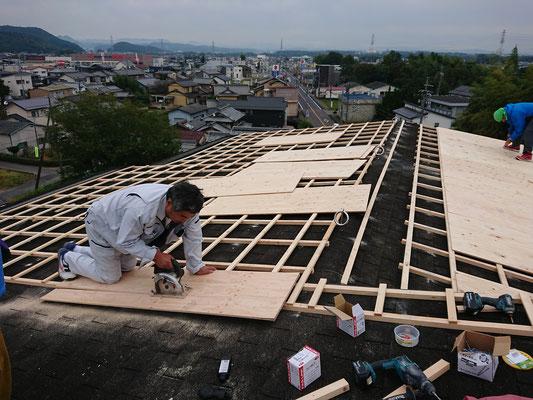 イクメンリフォームの激安屋根外壁リフォーム工事