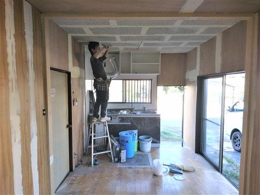 岐阜県関市 中古住宅の激安リフォーム