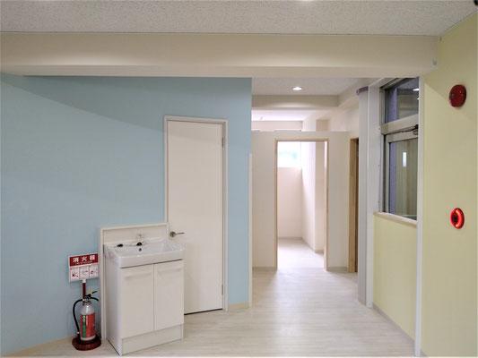 イクメンリフォームによる、岐阜県岐阜市の放課後等デイサービスの新規開業工事が完成