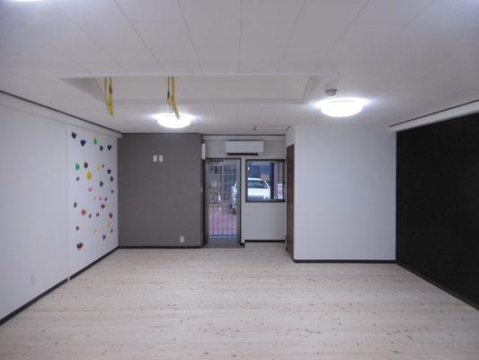 岐阜市 障がい者デイサ-ビスの新店舗の内装工事
