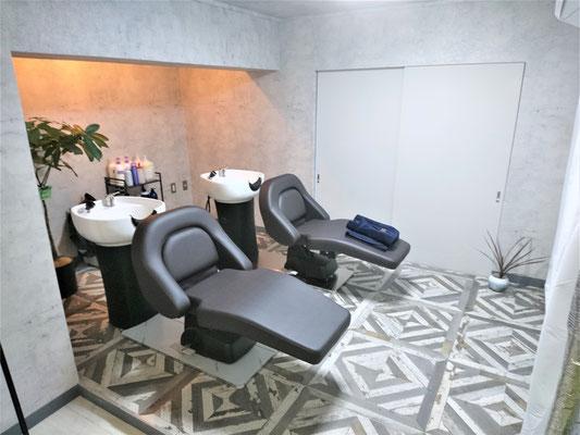 愛知県名古屋市 美容室の激安内装工事
