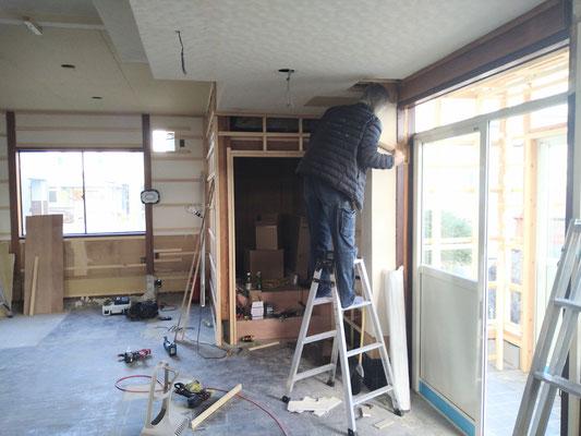 イクメンリフォームによる岐阜県岐阜市の放課後等デイサービスの店舗改装工事