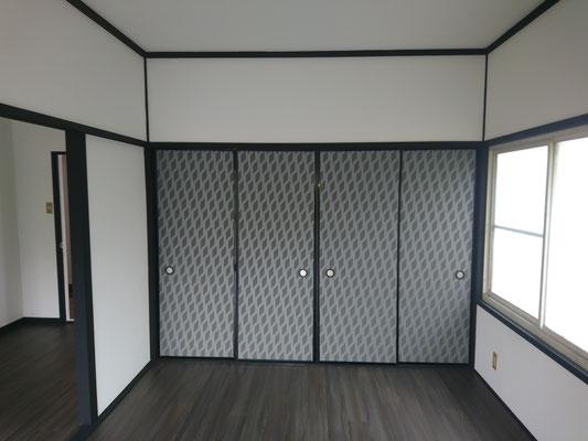 イクメンリフォームの岐阜県大垣市の激安アパートリフォーム