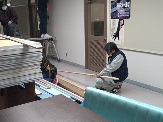 名古屋大学大幸キャンパスの改修工事