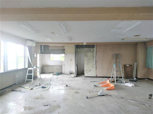 岐阜県本巣市 新店舗の激安リフォーム・内装工事
