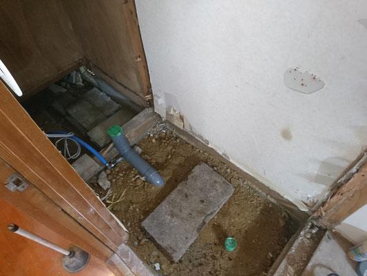 愛知県春日井市 トイレの激安リフォーム