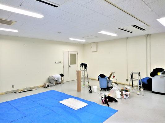 愛知県名古屋市 名古屋大学医学部 内装工事