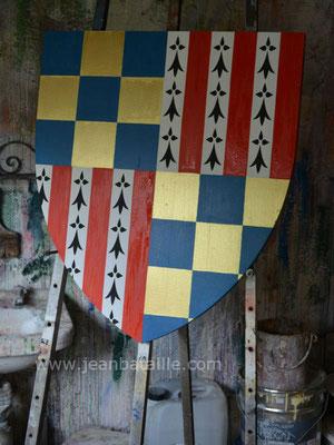 Blason du château Monconseil-Gazin