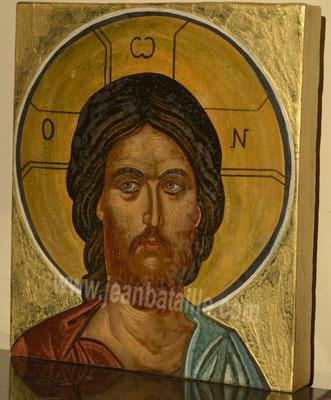 Le Christ, peinture Tampéra