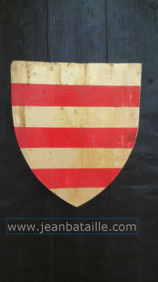 Reproduction du Blason  du Pape Clément V