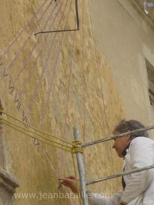 Rénovation Cadran Solaire