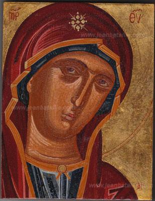 Vierge Marie, peinture Tampéra