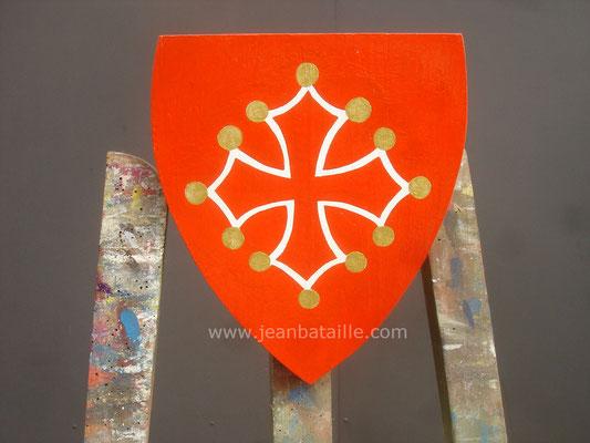 Croix cléchée Occitane