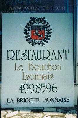 Reproduction du Blason de la ville de Lyon sur panneau en altuglace