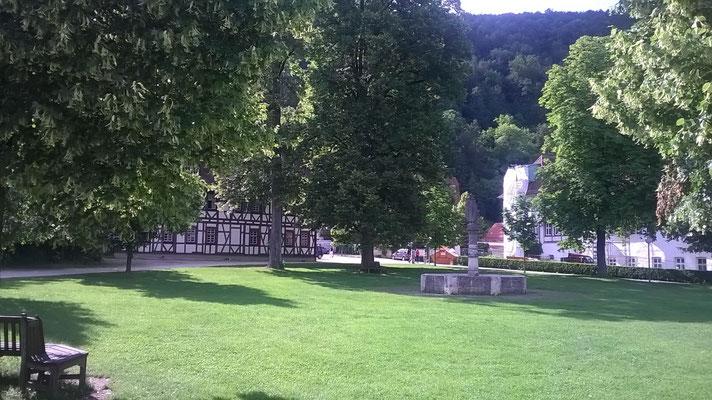Klosterhof in Blaubeuren