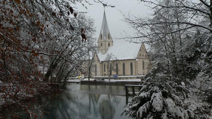 Kloster Blaubeuren 05Jan2019