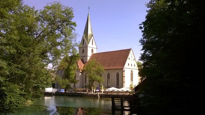 Kloster Blaubeuren Juni2018