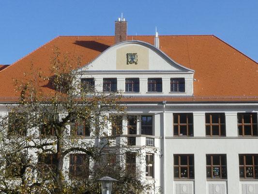 Unser Schulhaus in Blaubeuren Oktober 2020