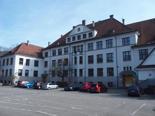 Unser Schulhaus in Blaubeuren