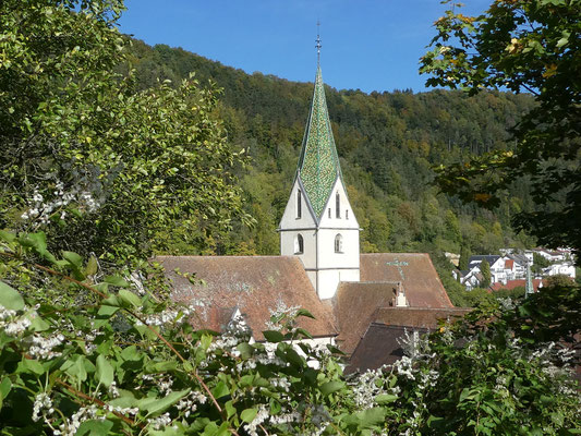 Kloster Blaubeuren November 2020