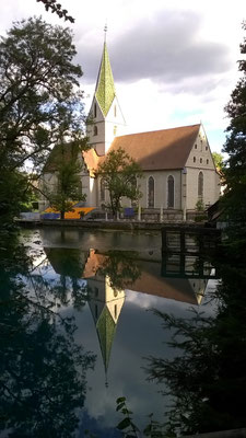 Blautopf Kloster Blaubeuren
